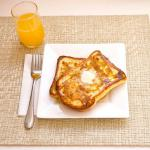 French Quick and Easy Breakfast Baked French Toast Breakfast