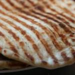 American Grilled Flat Bread BBQ Grill