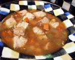 Chilean Garbanzo and Green Chile Stew Dinner