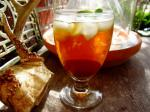 American Iced Green Tea With Ginger Appetizer