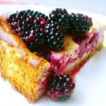 American Very Berry Cheesecake Recipe Dessert