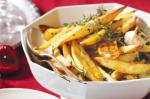 Canadian Crisp Roast Potatoes With Thyme and Garlic Recipe Appetizer