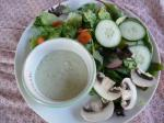 American Green Spicy Herb Goddess Dressing Appetizer