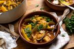 Portuguese Salt Cod Potato and Chickpea Stew Recipe Dinner