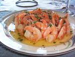 French Marinated Shrimp With Champagne Beurre Blanc Dinner