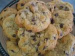 American Amazing Chewy Chocolate Chip Cookies Dessert