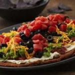 Australian Appetizer - Layer Dip Appetizer