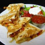 American Texas Chicken Quesadillas Recipe Dessert