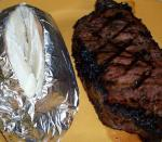 American Marinated Grilled Steaks Dinner