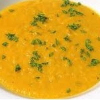 American Cream of Sweet Potato Soup Soup