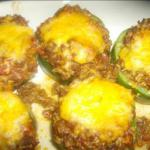 American Stuffed Green Peppers 1 Drink