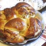 Canadian Challah at the Fig and to Apricots Dessert