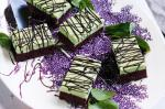 American Chocolate and Mint Cheesecake Recipe Dessert
