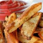 French Baked French Fries I Recipe Appetizer
