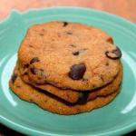American Chocolate Chip Cookies Vegan and Gluten Free Appetizer