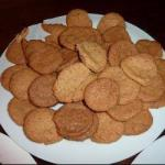 British Oatmeal Cookies Without Egg 2 Appetizer