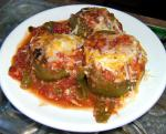 Canadian Meatless Stuffed Bell Peppers Other
