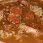Canadian Cajun Chicken and Sausage Gumbo 1 Dinner