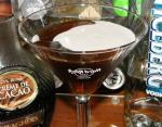 American Peppermint Patty Martini Appetizer