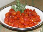 American Rosemaryroasted Cherry Tomatoes Appetizer