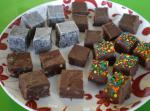 Easy Chocolate Cinnamon Fudge recipe