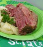 British Corned Beef With Guinness Appetizer