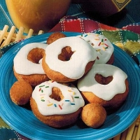 Australian Old-fashioned Cake Doughnuts Appetizer
