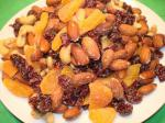 British Fruit and Nut Snack Mix Appetizer