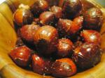American Chestnuts Roasted on An Open Fire Drink