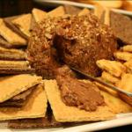 American Chocolate Cheese Ball Dessert