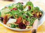 American Roasted Cherry Chorizo and Orzo Salad Appetizer