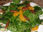 American Spinach Salad 68 Appetizer