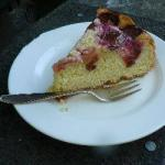 Canadian Faster and Easier Plum Cake Dessert