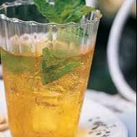Romanian Peach Julep Alcohol