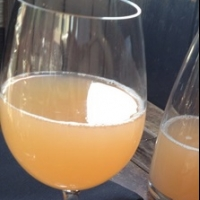 Romanian Peach Mimosa Alcohol