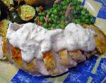 American Dill Chicken With Cream Sauce Dinner
