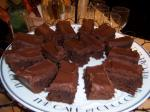 American Frosted Fudge Brownies 1 Dessert