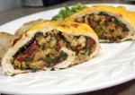 Canadian Spinach Stuffed Chicken Breasts for Two Dinner