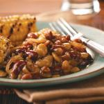 American Saucy Calico Beans Appetizer