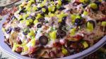 Italian Italian Nachos Restaurantstyle Recipe Dinner