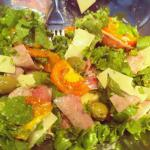 Cuban Columbias Original  Salad Appetizer