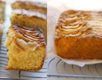 American Traditional English Apple Traybake  Apple Pudding Cake Dessert