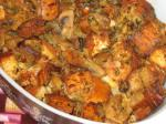 American Caramelized Onion and Mushroom Stuffing 2 Dinner