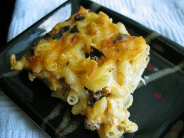 Italian Baked Macaroni and Cheese 59 Appetizer