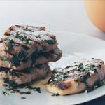 Australian Grilled Pork Chops with Garlic Lime Sauce BBQ Grill