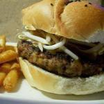 Hamburgers with with Sage and Onions recipe
