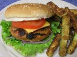 Kittencals Moist Turkey Burgers for the Grill low Fat recipe