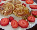 French French Toast or Eggy Bread Breakfast