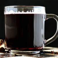 Polish Hot Mulled Wine Alcohol