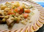 Turkish Old Thyme Turkey Scotch Broth With Barley Beans and Lentils Appetizer